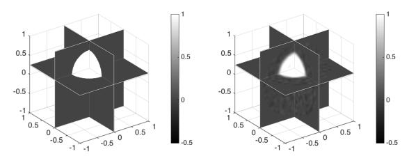 Inversion of weighted divergent beam and cone transforms